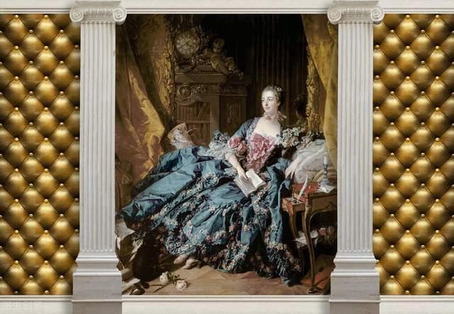 法国王室后宫女眷们的生活是什么样?走进凡尔赛宫的王后套房