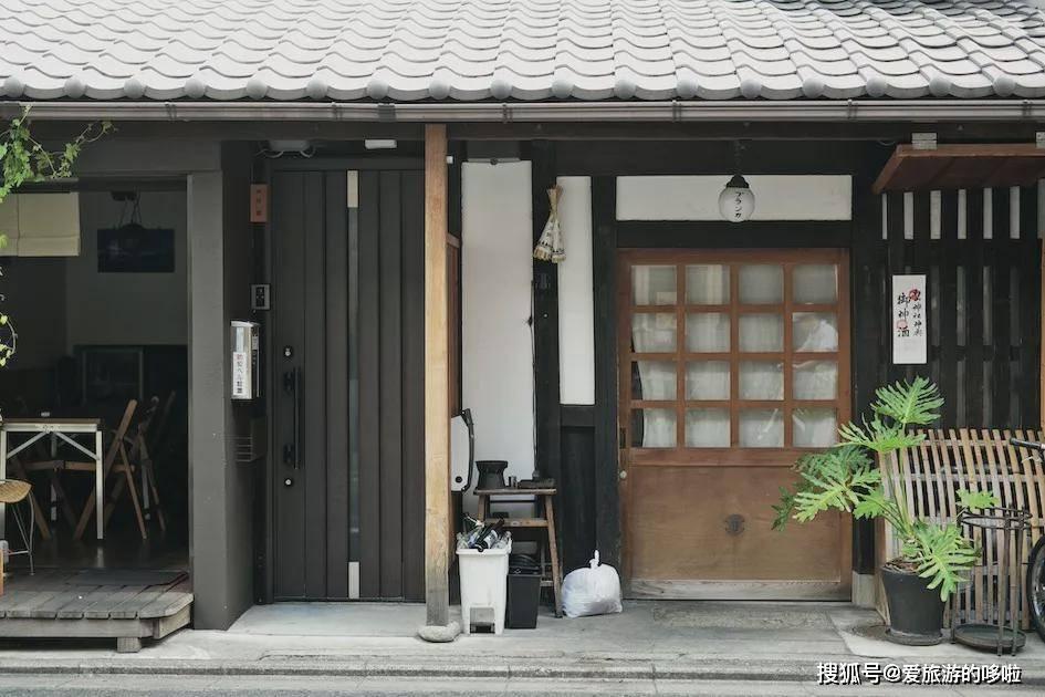 去这些店铺,感受京都沿古迄今的魅力