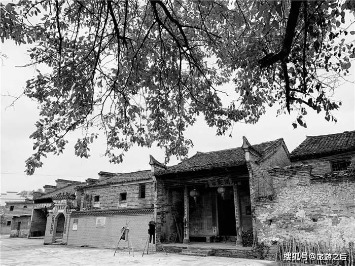 走进吉安红色古村,探寻几代人的记忆,感受当地的风土人情
