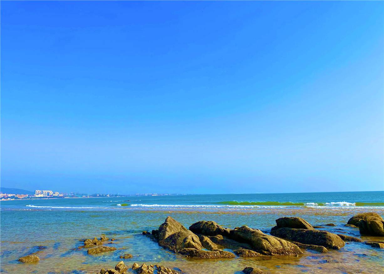 日照渔家乐赶海吃海鲜攻略,近距离感受沿海风情你只需要看懂这篇