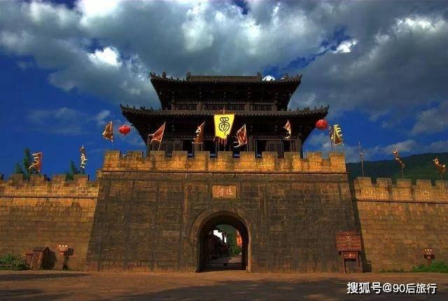 四川被遗忘的古城,还是一座三国古城,拥有千年历史,却鲜为人知