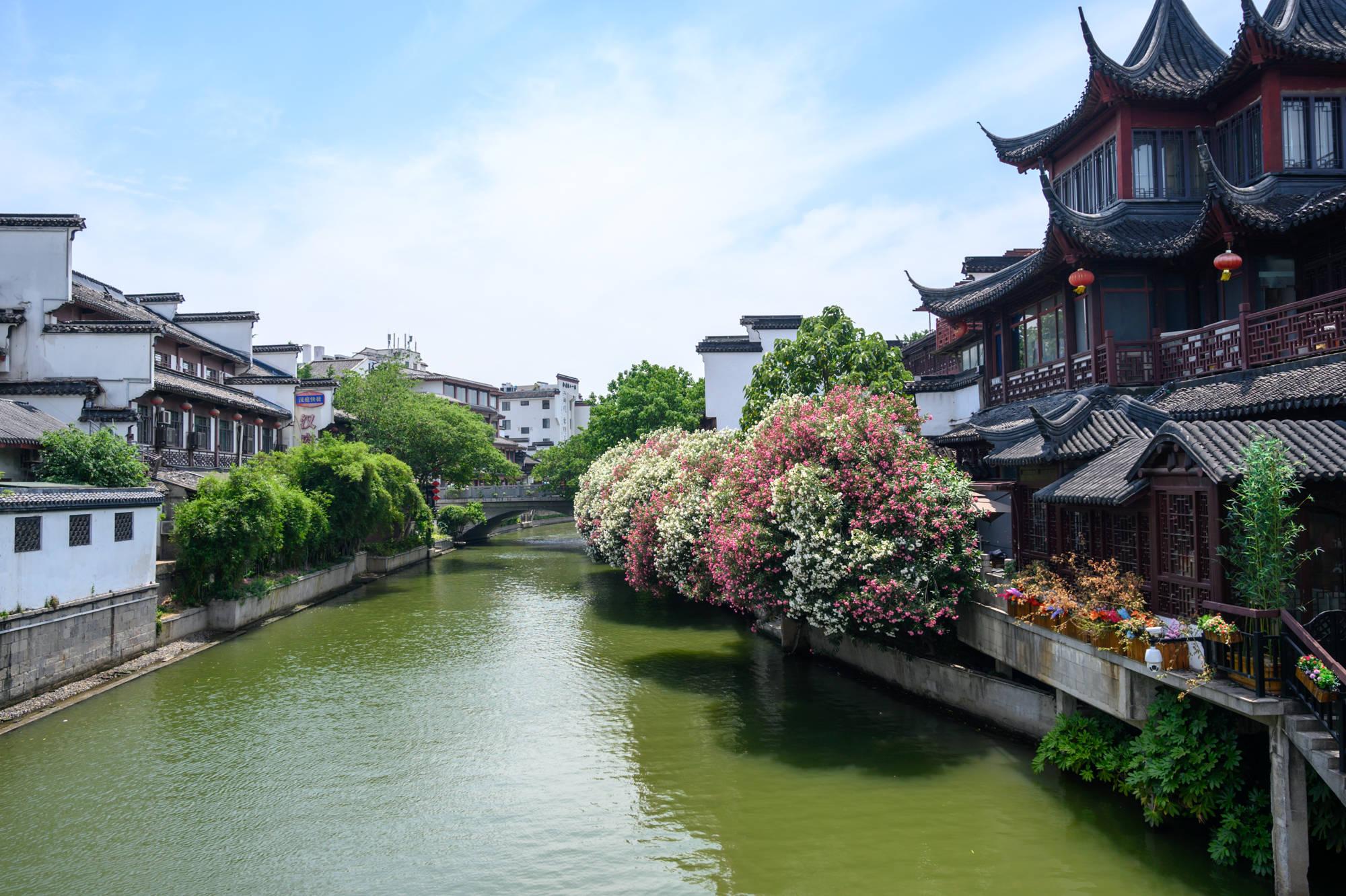 南京旅游必打卡的景点,都是国家5A景区,景美且文化底蕴深厚