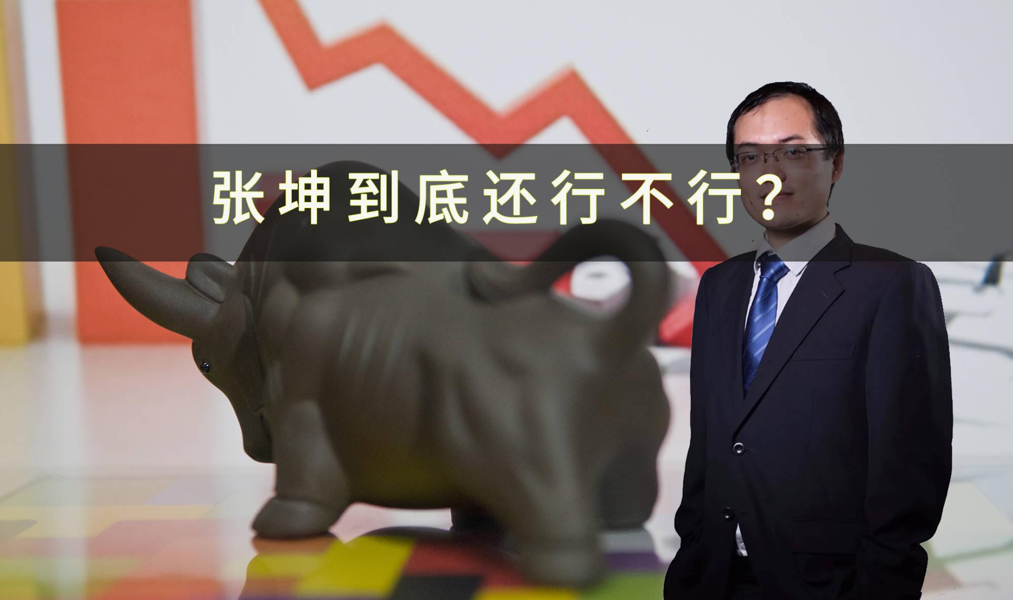 全民财富梦,张坤到底行不行?: