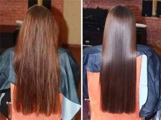 保鲜膜又出新招了!包在头发上,头发变得这么柔顺……