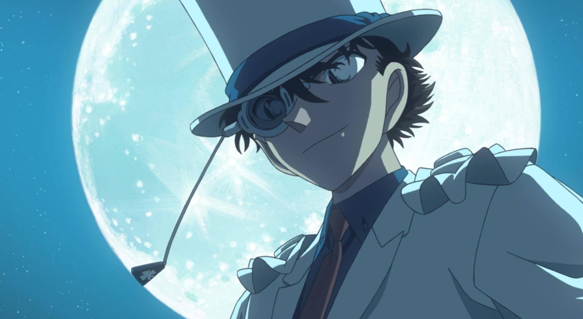 日本动漫人物排行榜_4万日本网友票选最爱的动漫角色,怪盗基德第2名,第1名人气超高