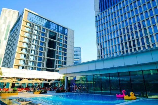 广佛亲子度假,解锁佛山网红新地标,打卡佛山新城保利洲际酒店