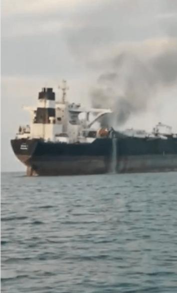 伊朗货轮遭袭!水雷还是导弹?以色列或许要开启打击伊朗新战线