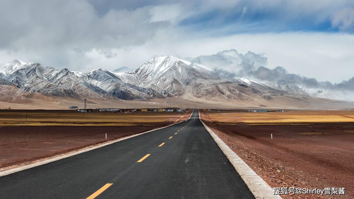 中国最长的国道,全程超1万公里,沿途风光组成世界级景观大道