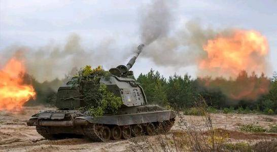 乌克兰军队进攻东乌民兵,俄罗斯会极力阻止,但不会军事占领东乌