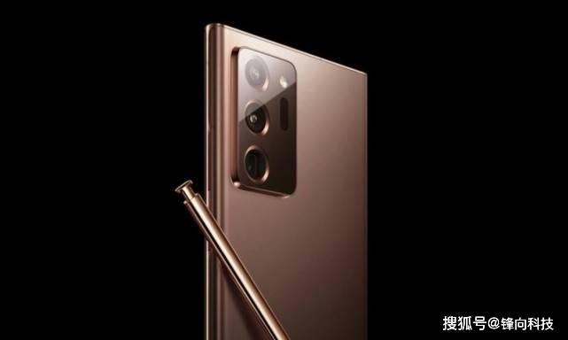 原创             智能手机领域功臣机型还在,三星并没有砍掉Note系列