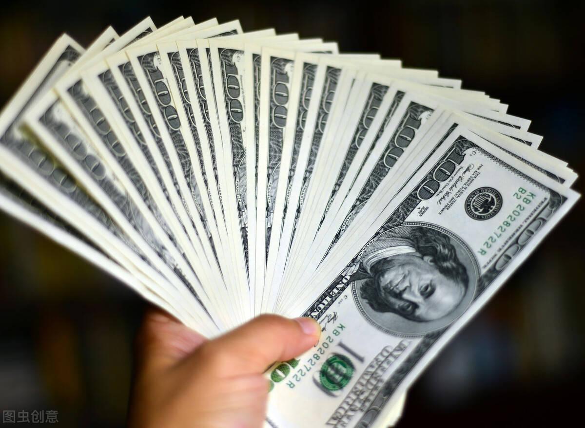 gdp运河_5年期美债标售又敲响警钟,美元指数持续上行!美国第四季度GDP增...