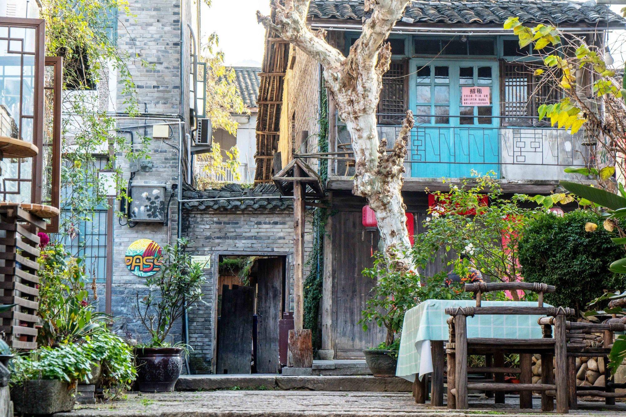 浙江有个艺术气息浓厚的古堰画乡,充满着生态人文之美,你想去吗