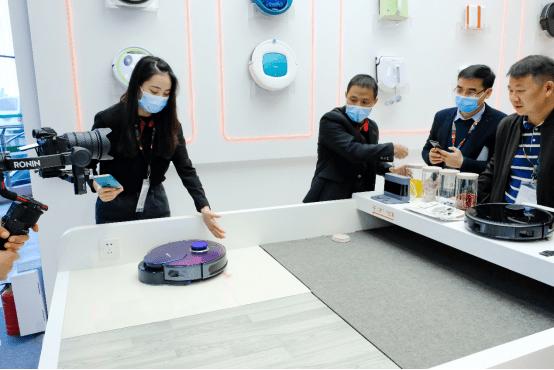 世界领先科技技术,中国品牌重掌行业话语权