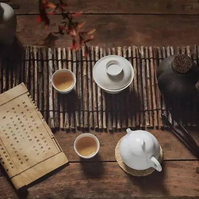 人生,如一片茶叶的旅行
