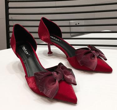 心理测试:你最喜欢哪双高跟鞋,测你最近的桃花运有多旺?