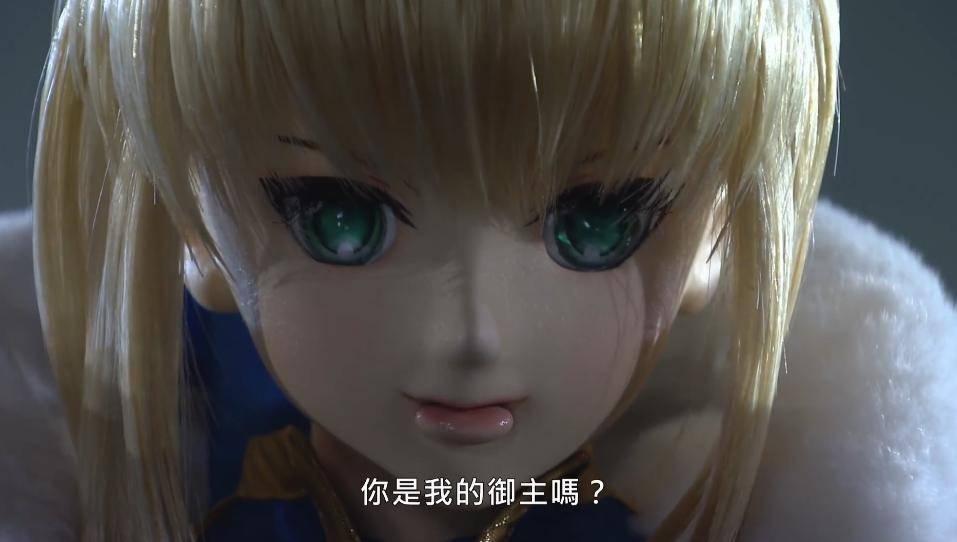 FGO手游与《东离剑游纪 3》合作影片!《东离3》将加入FGO手游中的代表角色呆毛王