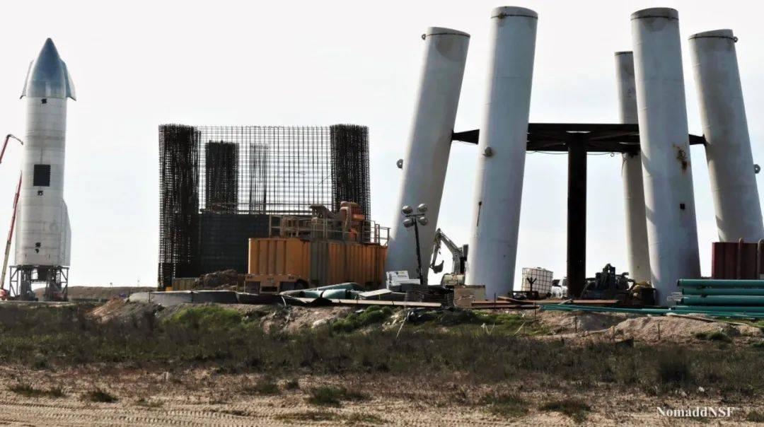 星际飞船迎来重大升级!寄托马斯克的希望,发射塔也在加紧建造  第6张