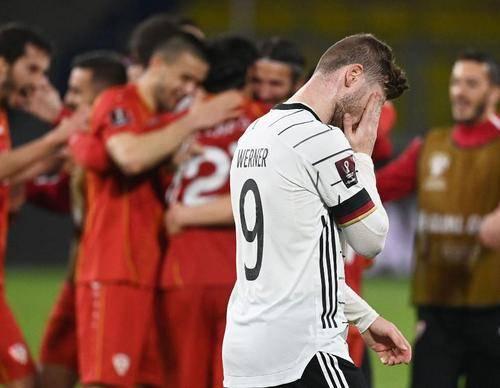 世界杯冠军队不敌欧洲小国北马其顿,德国队到底怎么了?