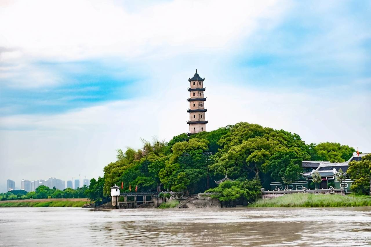 温州藏了个江心屿,有很多历史文化遗迹,连外国僧侣都前来膜拜