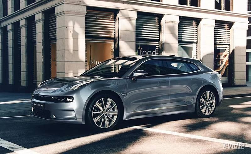 今年最值得期待国产纯电动汽车,极氪001即将发布