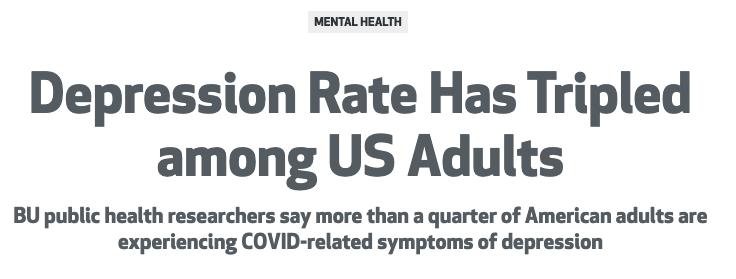 世界卫生日:这种心理病的危害不亚于癌症,但大多人却假装没看见