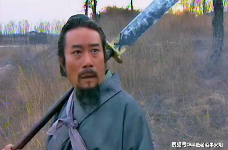 梁山五种威力巨大的武器上了宋朝兵器谱:鲁智深