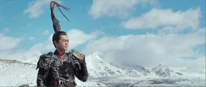 [电影资讯]古天乐演吕布上雪山,娜扎穿薄纱看着都冷,真三国无双拍摄太拼了