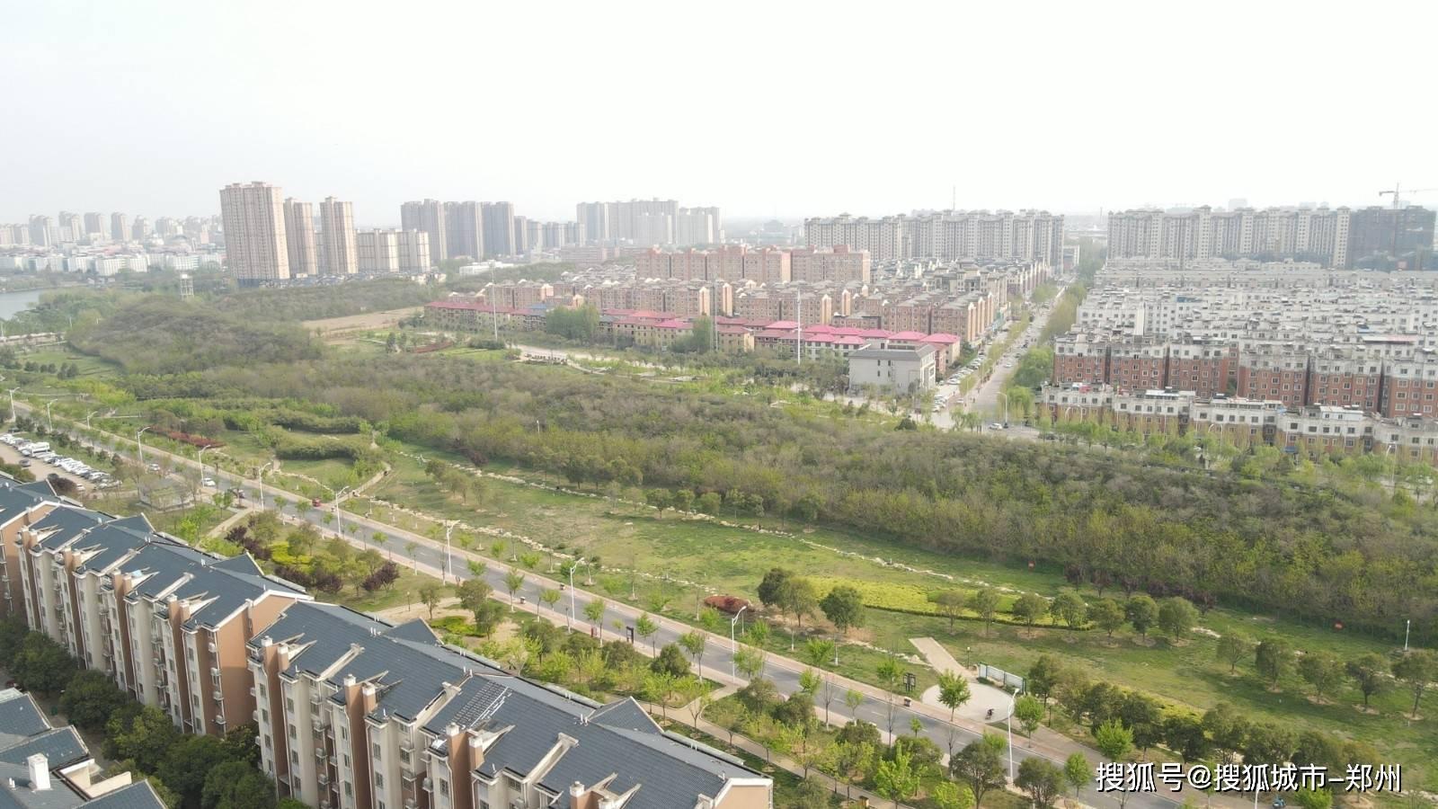 到郑韩故城国家考古遗址公园感受厚重历史吧