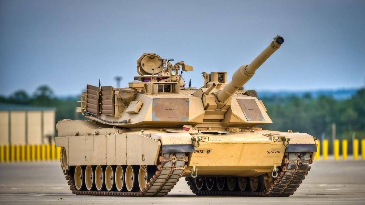 """""""美洲猛虎""""M1A2坦克,服役近30年,为何仍能占据领先位置?"""