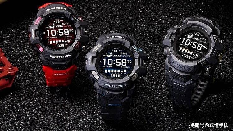 卡西欧推出G-SHOCK系列「G-Squad Pro」智能手表:搭载Wear OS