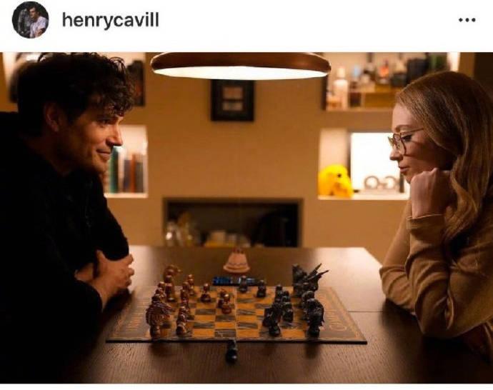 祝福!超人亨利·卡维尔正式宣布新恋情