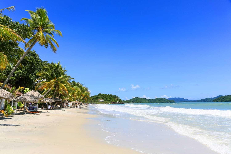 珍南海滩(Pantai Cenang)