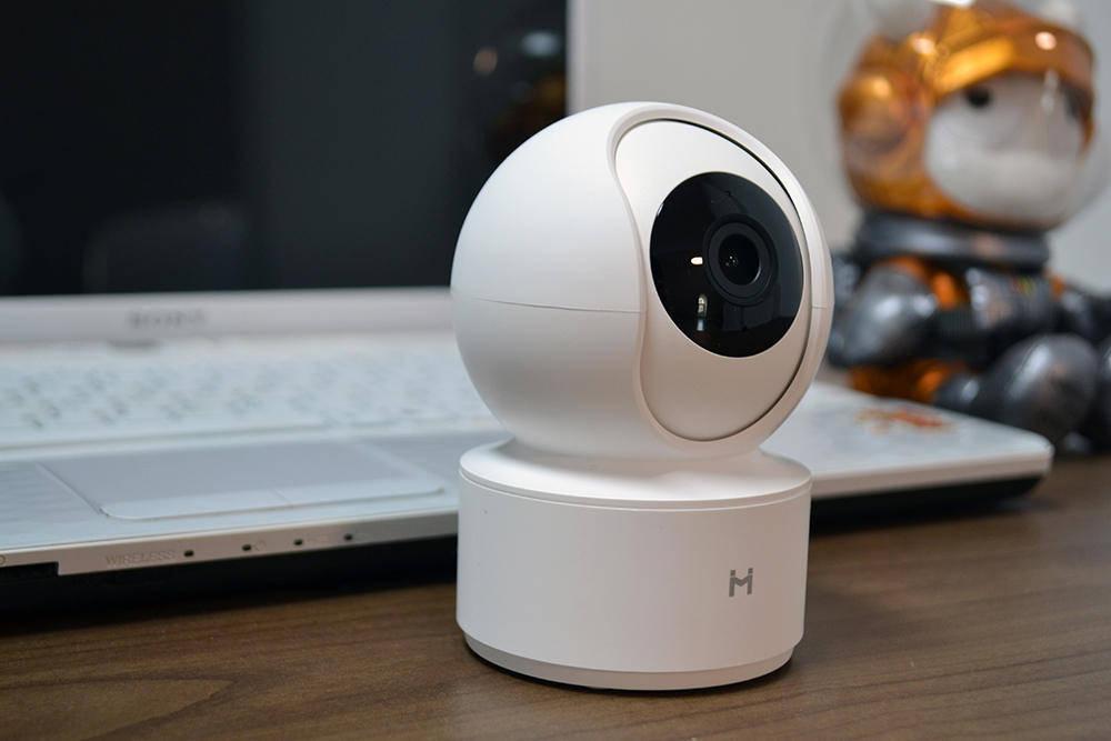 原创             169元小白智能云台版摄像机上线小米有品,1080P分辨率,支持米家