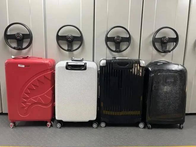 12批次旅行箱包、书包在抽查中不合格,涉及jansport、新仕高等
