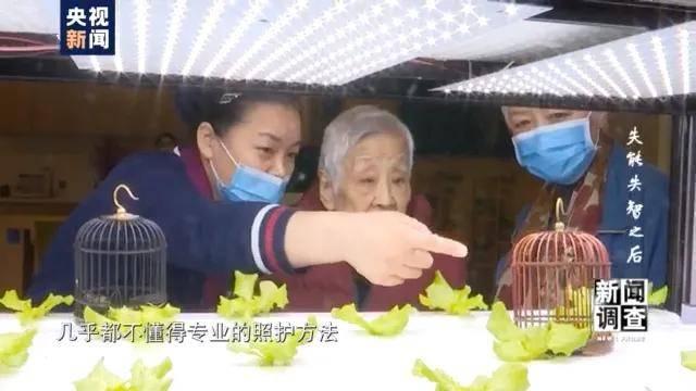 养老院护理