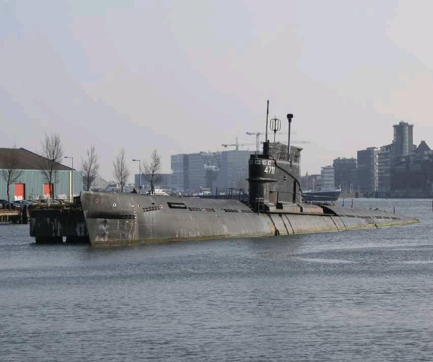 """俄海上利器来袭,新型""""潜水巡逻舰""""有何特点?还配备鱼雷!"""
