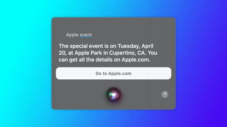 苹果确定4月21日举行发布会,AirTags追踪器有望官宣