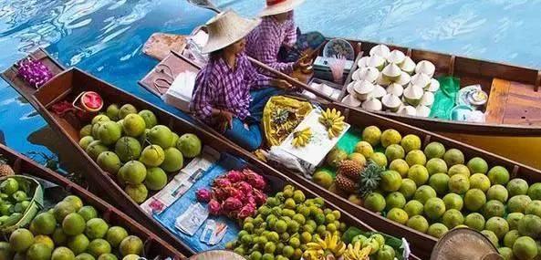 【乡村振兴】除了阳光、沙滩,泰国的一村一品也很绝