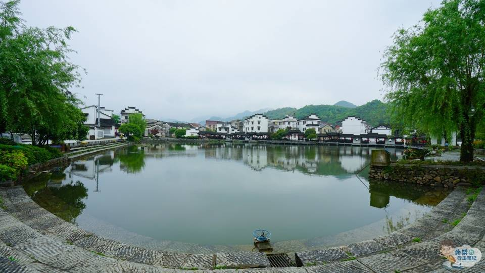 """桐庐最大的古村 有与宏村异曲同工的独特水系 堪称""""南宋第一村"""""""