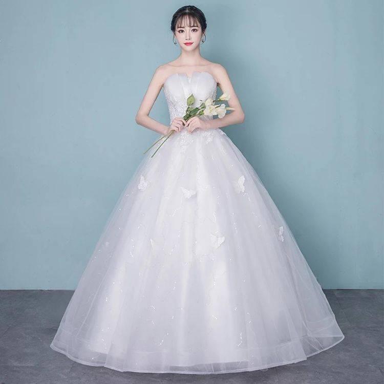 心理测试:你觉得哪一件婚纱最美?测你会嫁给好男人吗?