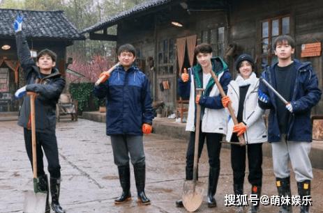 黄磊张艺兴师徒合体,《向往5》秒变《极挑》,节目组被套路了
