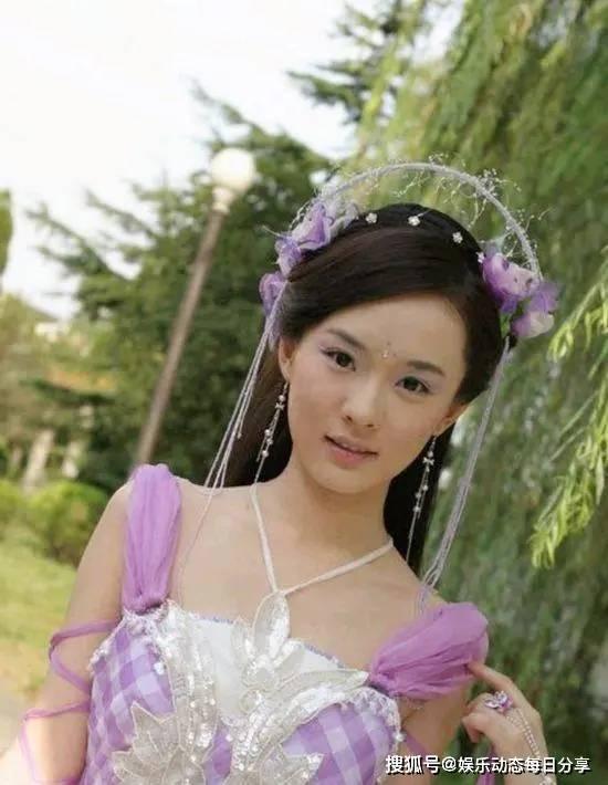 原创             她们都是为古装而生,现代装一般,古装却美成仙女,惊艳众人