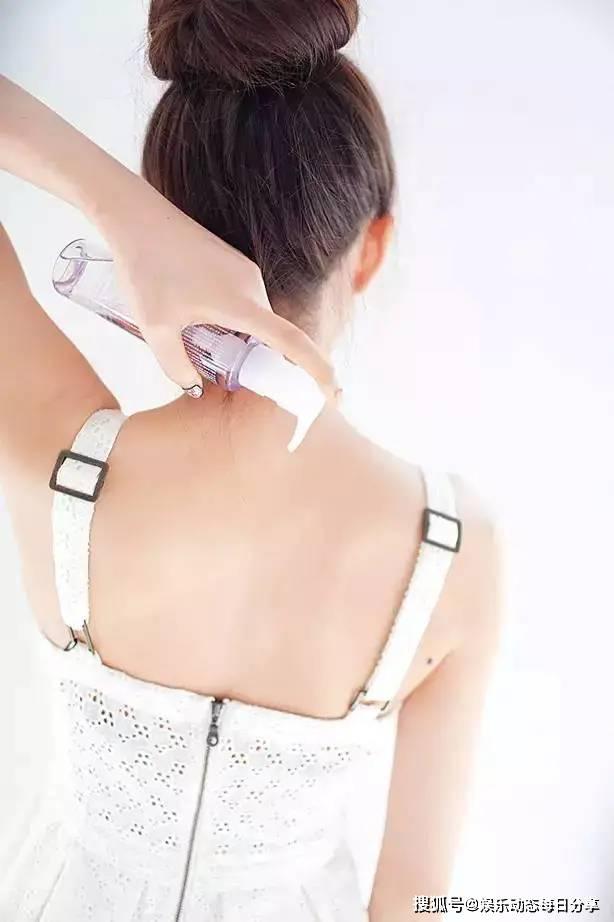 原创             天鹅颈是好气质的加分项,刘诗诗倪妮太迷人,脖颈护理你更得重视