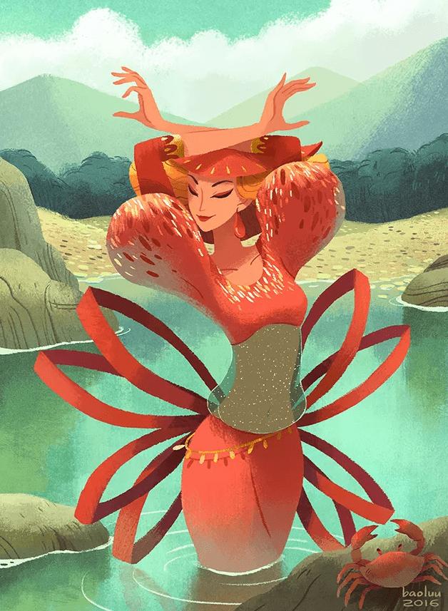 神叨酱塔罗:巨蟹座五月运,感情甜蜜幸福,事业运棒!  第1张