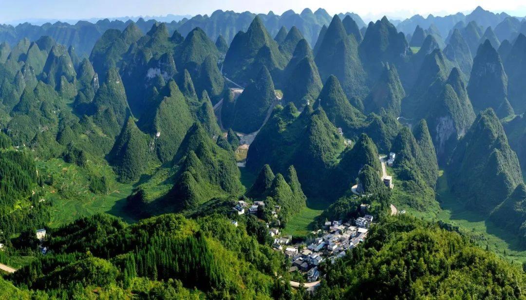 贵州,绝对是一个能让人忘掉忙碌、重新起航的好地方!