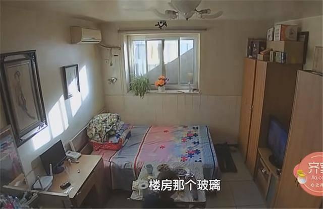 一家四口蜗居北京35㎡半地下房,终日无光,洗菜做饭全在卫生间?  第15张