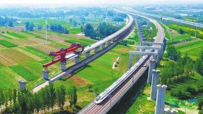 """恭喜:山东此县有福了,被700亿""""鲁南高铁""""选中,未来崛起有望"""