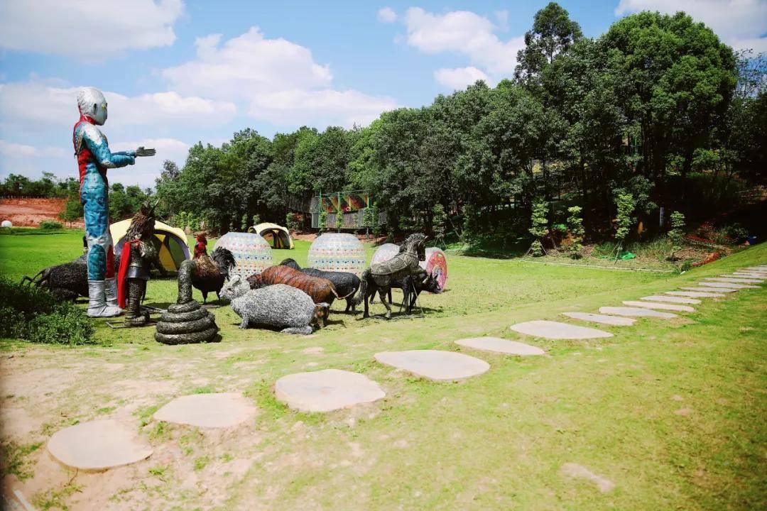 原创             周末去哪儿丨五一遛娃不去热门景区,这三个地方轻松畅玩一整天!