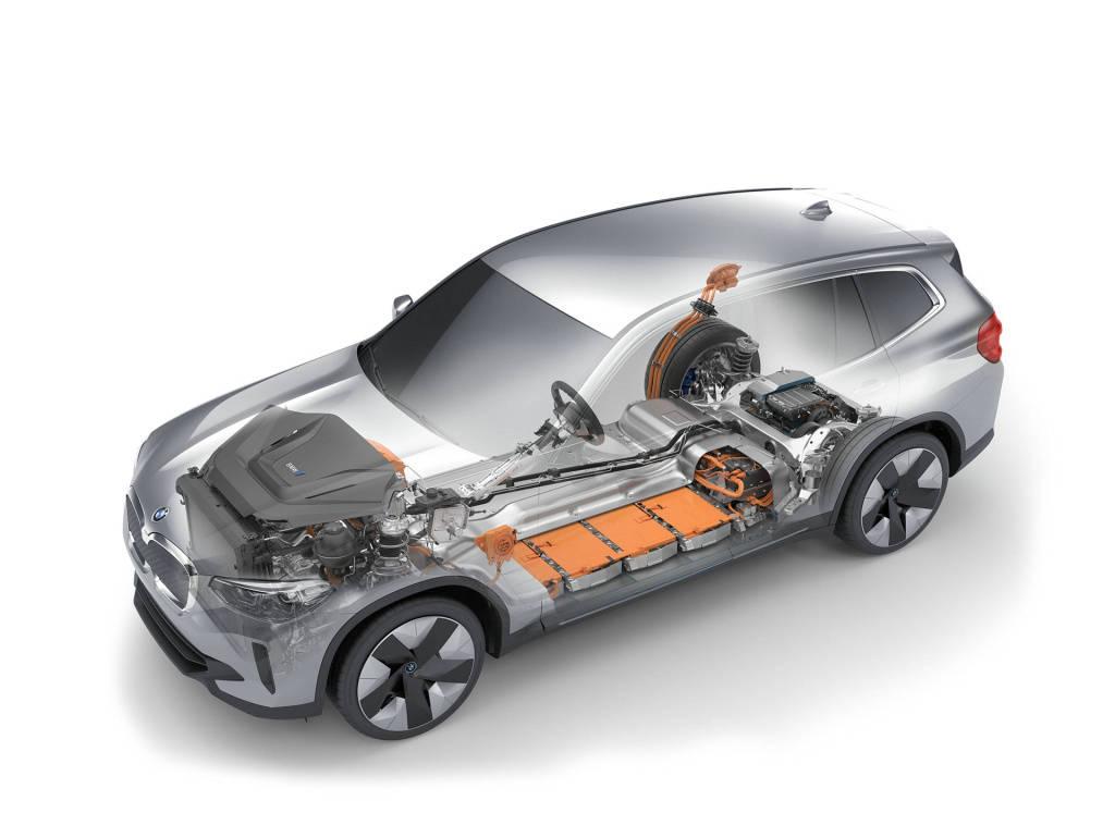 解决新能源技术瓶颈,宝马放大招,2025年将发布固态电池原型车_车型