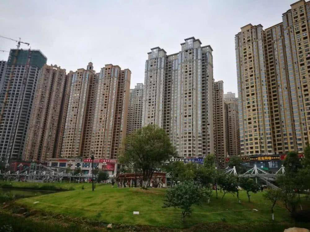 中国第一大楼盘,总建筑面积1830万平米,住50万人宛如一个小县城
